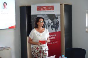 Bavairia Business Breakfast FUTURE Unternehmensentwickler Birgit Schuler Trainerin Coach Beraterin Leadership morgen