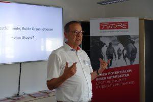 Bavairia Business Breakfast FUTURE Unternehmensentwickler Manfred Schnellbügel Trainer Berater Leadership morgen