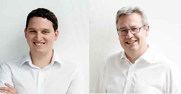 FUTURE Unternehmensentwickler Frank Negretti David Schneider Hit refresh